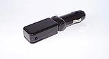 Автомобильный FM-модулятор CM-S16BL+BT, трансмиттер c Bluetooth, AUX, 2 USB, microSD/TF, фото 4