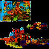 Детский трек динозавр 8899-94 (аналог Hot Wheels)