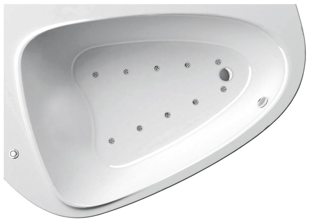 Гидромассажная ванна Ванна LoveStoryII L 196x139 Power Base антик (GMSR1385)