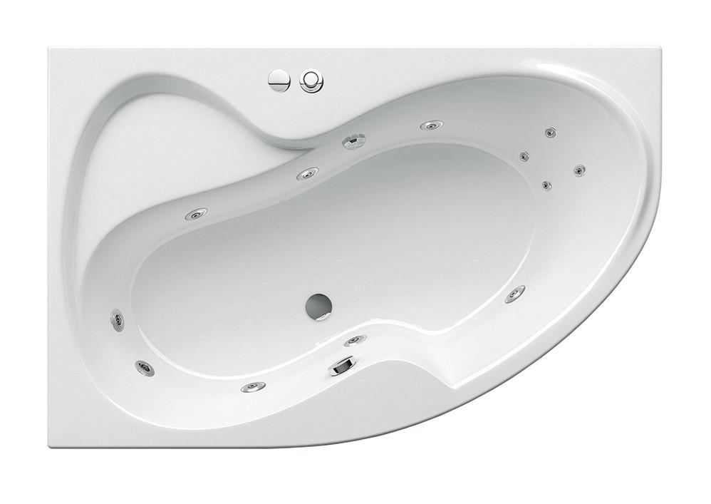 Гидромассажная ванна Ravak Rosa II L 160x105 Thai Spa Ultra (GMSR0775)