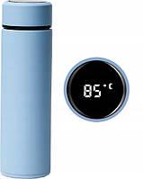 Интеллектуальная термоизоляционная чашка для измерения температуры Светодиодная чашка 304 термос из нержавеюще
