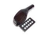 Автомобильный FM-трансмиттер HZ H20BT c Bluetooth, FM-модулятор с пультом дистанционного управления, фото 8