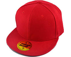 Кепка бейсболка Snapback красная Headwear proffesional - 00658