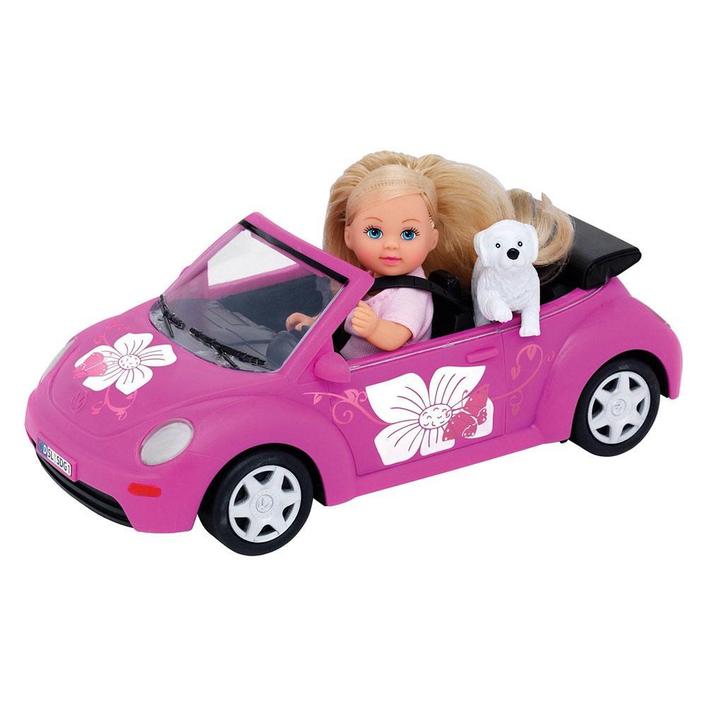"Уценка кукла Еви и ""New beetle"" кабриолет  Simba"