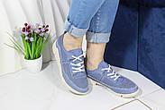 Блакитні літні кросівки Meldymoor 228-mavi, фото 2