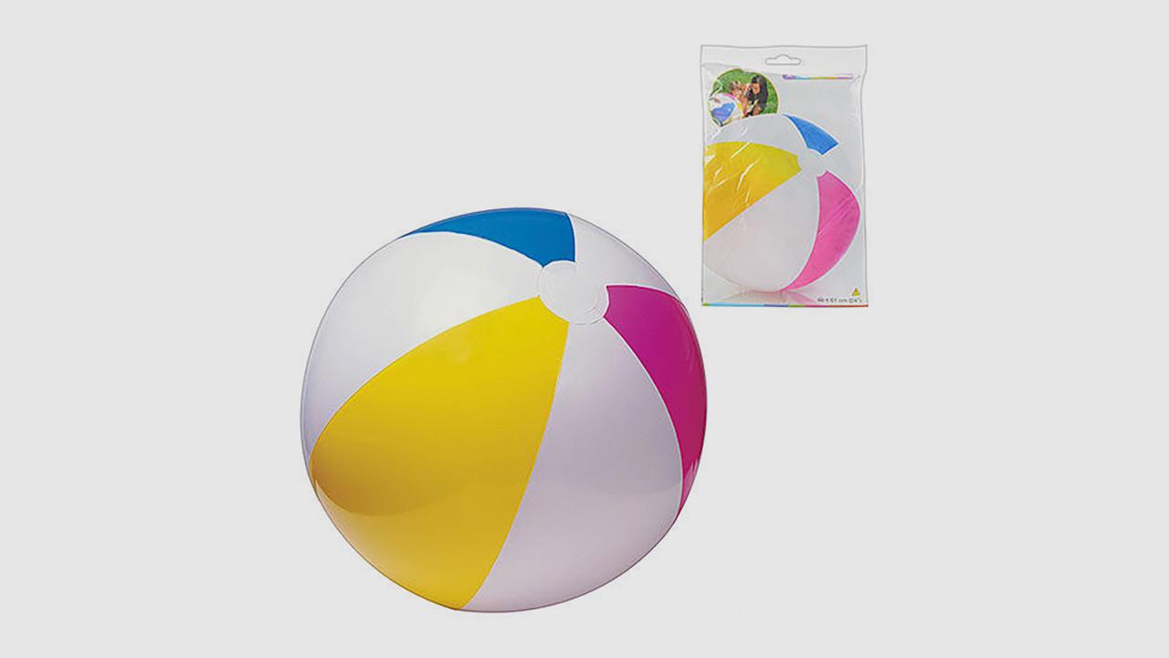 Надувной пляжный мяч INTEX 59030