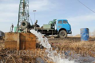 Бурение промышленных  скважин. Комплексное  водоснабжение. Водоочистка