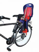 Детское велокресло, регулировка подножки. TILLY T-831/1
