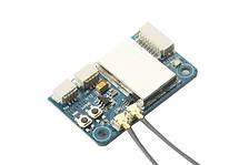 Приёмник 6-канальный FlySky FS-X6B AFHDS 2A с телеметрией, i-BUS, PPM