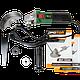 Болгарка (кутова шліфмашина) Протон МШУ-125/900 гарантія 12 місяців, коротка ручка), фото 4