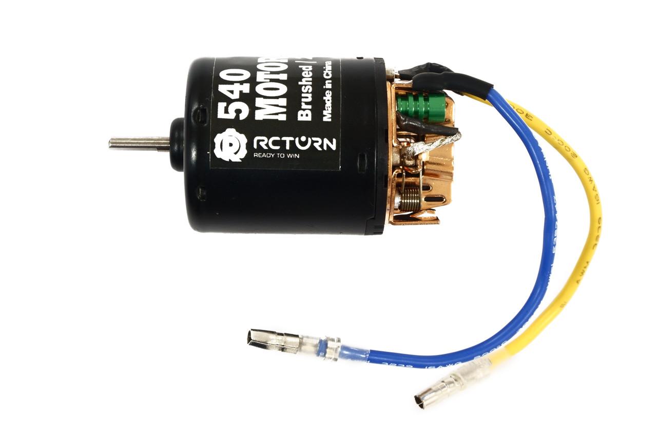 Электродвигатель RCTurn 540 21T коллекторный