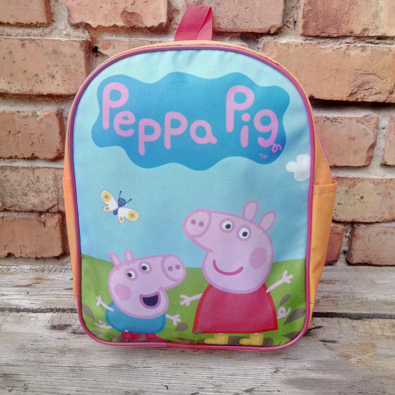Рюкзак детский для мальчика «Свина Пеппа»