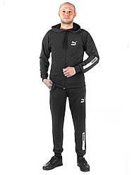 Мужской спортивный костюм на манжете Puma