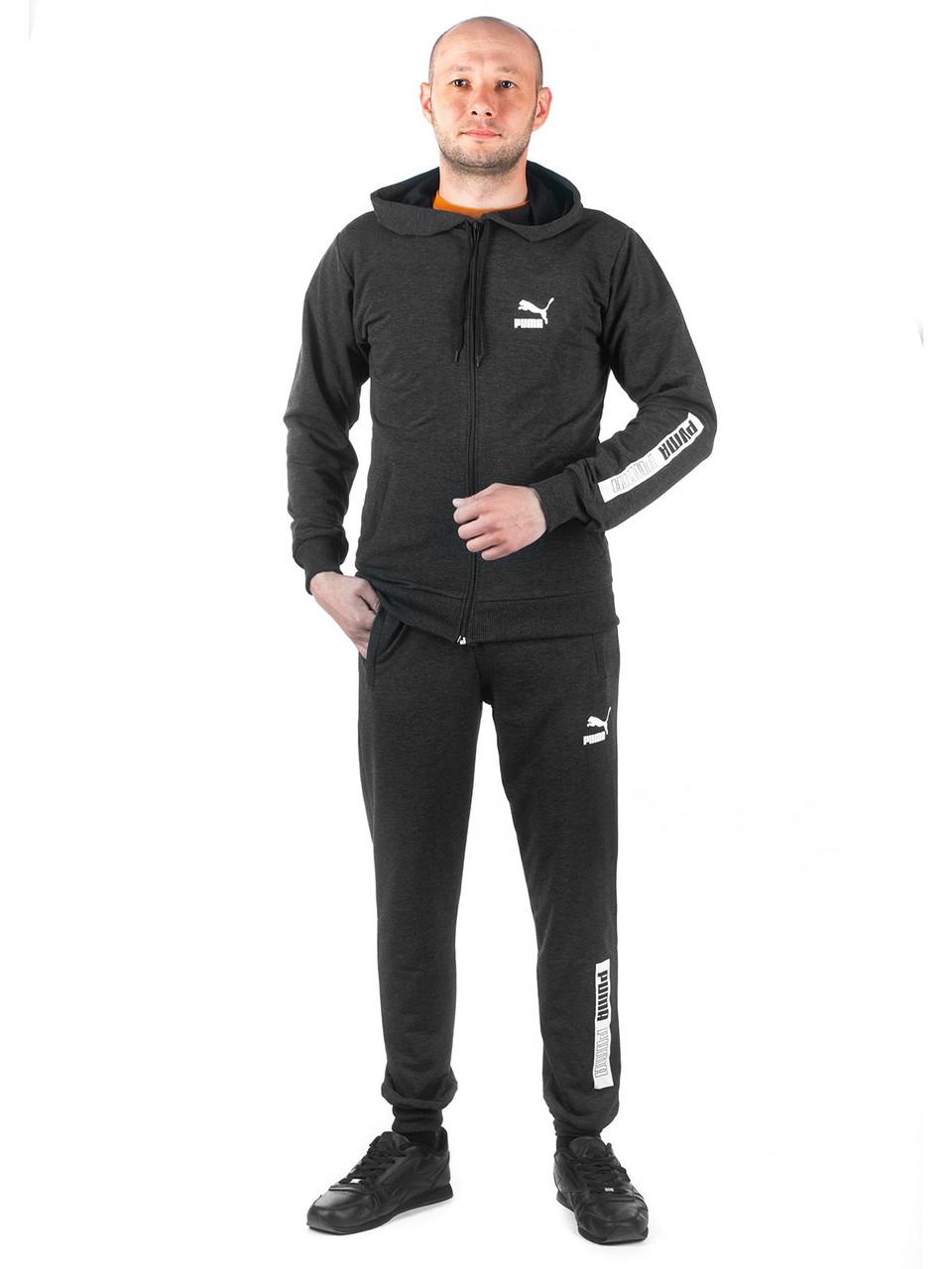 Чоловічий спортивний костюм на манжеті Puma