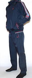 Спортивний чоловічий костюм плащівка Soccer (XL) 2928