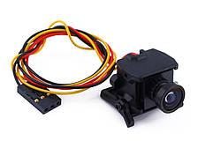 Камера FPV Tarot 520TVL 120° PAL 5-12V курсовая мини (TL300M1)