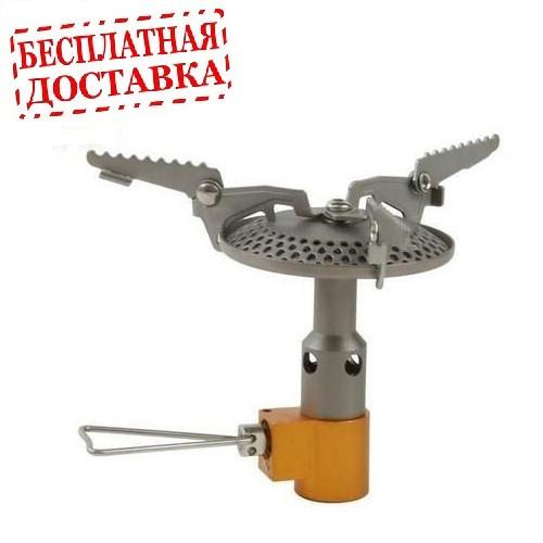 Горелка газовая складная (титановая) Tramp TRG-048