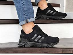 Мужские кроссовки Marathon TR черные 9008
