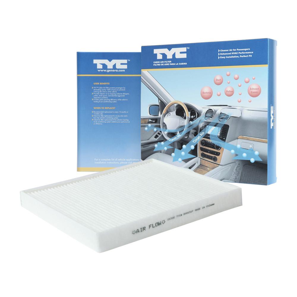 Фильтр салона TYC 800151P FORD EXPLORER FLEX TAURUS LINCOLN MKS MKT NAVIGATOR