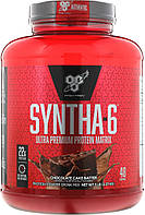 Комплексный многокомпонентный протеин BSN Syntha-6 2,27 kg (Chocolate)