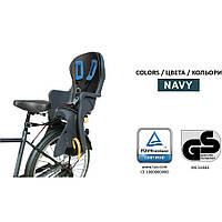 Детское велокресло, Регулируется высота ноги, ремни безопасности TILLY T-841