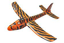 Планер метательный J-Color Osprey 600мм c комплектом красок