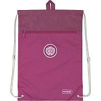 Сумка для обуви с карманом Kite 601 College Line pink K20-601M-3, фото 1