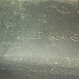 Спойлер задньої кришки багажника Porsche Cayenne 10-16 7P5827934, фото 3