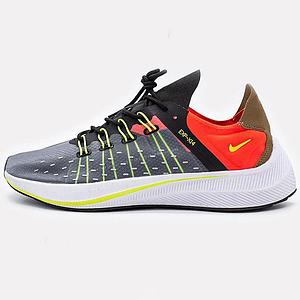Кроссовки мужские Nike EXP-X14 Black Volt Total Crimson