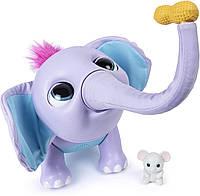Интерактивный Слоник Джуно робот-игрушка Wildluvs Juno My Baby Elephant by Оригинал от Spin Master
