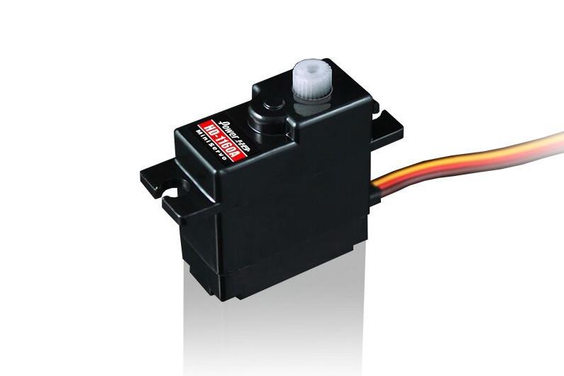 Сервопривод микро 6.0г Power HD 1160A 2,7кг/0,14сек