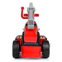 Детский трактор толокар на моторе Bambi M 4144L-3, фото 2