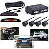 Автомобильный парктроник GBX PS-201 LED дисплей (008149), фото 4