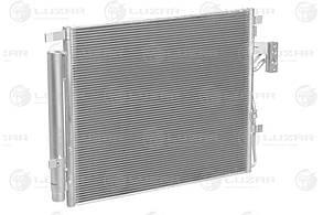 Радиатор кондиционера с ресивером Kia Sorento II (09-) 2.0D/2.2D (LRAC 0823) Luzar976062P0000240160014