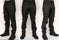 Брюки тактические VARVAR (Urban Tactical Pants) Special Fabric черные