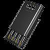 Зарядное устройство для аккумуляторов Nitecore F4 четырехканальное с Power Bank (6-1352), фото 2