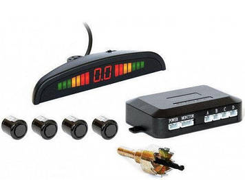 Парктроник на 4 датчика Trends Car Radar parking (5428)
