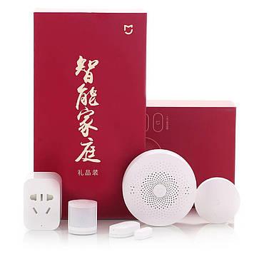 Комплект Xiaomi Mi Smart Home Security Kit датчики для умного дома 5 в 1 Белый (3622-11151)