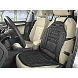 Автомобильная накидка на сиденье с подогревом от прикуривателя Ultimate Speed 12В, фото 2