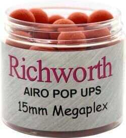 Плавающие бойлы Richworth Megaplex Original Pop Ups (молочные) 15mm 200ml