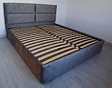 Кровать Блест в мягкой обивке, фото 4