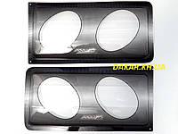 Защита для передних фар автомобиля ВАЗ 2106 ГЛАЗА ANV
