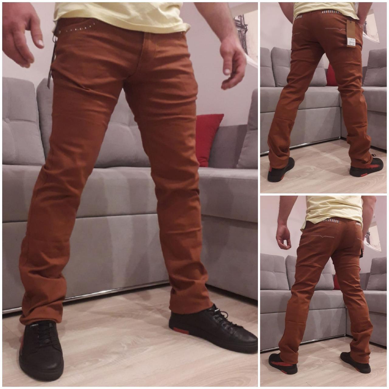Мужские брюки коттон