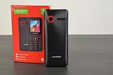 Leagoo B13 - мультимедийный телефон. 2 SIM СИМ карты. Black Red, фото 7