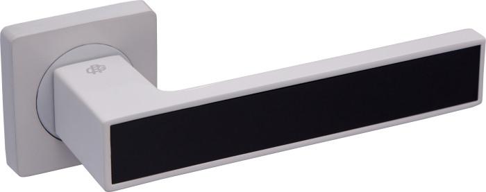 Дверні ручки Gavroche MAGNIUM White/Black (білий/чорний)