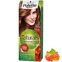 """Крем-фарба для волосся """"Фітолінія"""" Palette Naturals Schwarzkopf Phytolinia 6-70 (№670) Бронзовий каштановий, фото 1"""