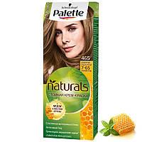 """Крем-фарба для волосся """"Фітолінія"""" Palette Naturals Schwarzkopf Phytolinia 7-65 (№465) Золотистий середньо-русявий, фото 1"""