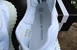 Мужские кроссовки Adidas Yeezy Boost 350 Рефлективные (белые) D6, фото 8