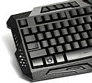 Клавиатура игровая LED Keyboard M200, фото 4