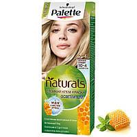 """Крем-краска для волос """"Фитолиния"""" Palette Naturals Schwarzkopf Phytolinia 10-4 (№254) Бежевый блондин, фото 1"""